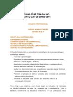 Desafio Profissional ADM 8 - TENHO PRONTO ZAP 99890 6611
