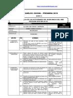 ACTIVIDADES DEL BUEN INICIO DEL AÑO ESCOLAR 2019 EN LA I.E. -BM.docx