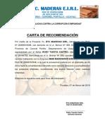 Rtc Maderas