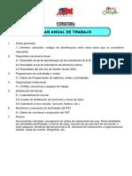 Estructura Del Pat 2019 Ugel Satipo