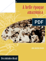 A M Daou - Belle Epoque Amazonia
