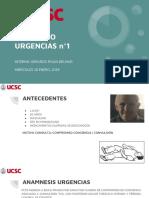 Hiperkalemia en urgencias