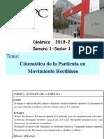 SEMANA 1B-2018-2 CINEMATICA DE LA PARTICULAU.pdf