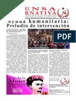 Periódico Prensa Alternativa Núm. 145