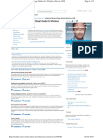 Learn More About IPD Guides for Windows Server 2008