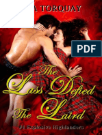 Lisa Torquay - Serie Explosive Highlander 01 - The Lass Defied The Laird.pdf