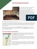 unit 8- the ancient egyptian pharaohs reading - google docs