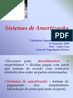 Tópico 3 - Sistemas de Amortização