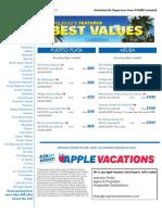 Apple Vacation Caribbean Best Values 10-22-10