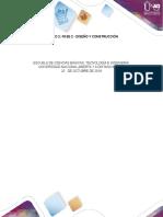 Unidad 2 Entrega Fase 2 – Diseño y Construcción