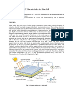 5 Solar Cell