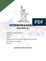INTERCHANGE 10º WELCOME 10º.docx