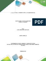 Unidad 1 Fase 2 Introducción Al Analisis Espacial (Modelacion Ambiental)