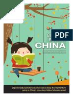 Children's Books in China 2019