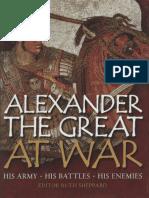 (Ancient) Alexander the Great at War.pdf