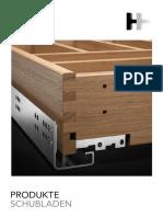 Hasenkopf Produkte SCHUBLADE 03 2018