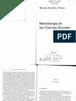Archenti Marradi y Piovani - Cap Xi Sondeo