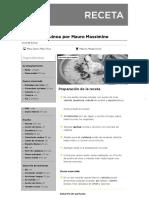 Receta de Risotto de Quinoa Por Mauro Massimino - Elgourmet