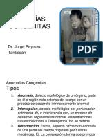 Anomalias Congenitas Clase