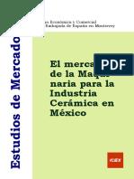 Ie1772 Mexico Maquinaria Industria Ceramica
