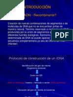Tecnología de ADN Recombinante