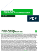 TD annual report