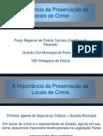 Preservação de locais de crime 2016.pptx