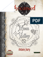 Savage Worlds - Accursed - Moon Valley