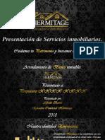 Presentación de Negocios Hermitage