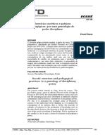 Ernani Foucault Praticas Pedagogicas e Disciplina-libre