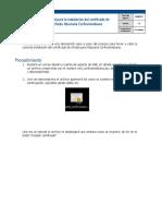 Guia de Instalación Certificado de Cifrado
