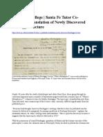 Santa_Fe_Tutor_Co-Publishes_Translation.docx