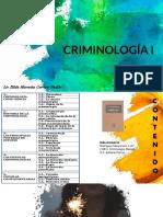 Criminologia I -b