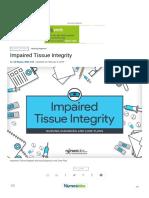 Impaired Tissue Integrity – Nursing Diagnosis & Care Plan.pdf