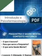 Introdução a Psicofarmacologia