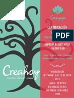 Certificacion200 Hrs 2019