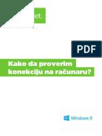 Kako Da Proverim Konekciju Na Windows 8 Ili 8.1_pdfV2