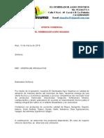 Ejemplo de Propuesta Comercial DOC