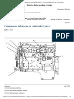 2.Componente Del Sistema de Control Electronico