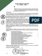 Comision de Transferencia Mpt 2018