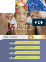 A Marco Legal Adulto Mayor