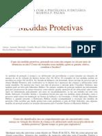 Medidas Protetivas - Slide