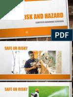 Risk and Hazard