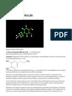 The Dopamine Molecule - World of Molecules