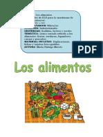 Hidalgo Maroto M. - Los Alimentos. Unidad Didáctica