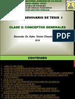Clase Conceptos Generales Tesis i