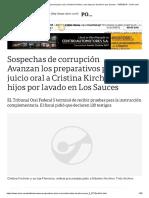 Avanzan los preparativos para el juicio oral a Cristina Kirchner y sus hijos por lavado en Los Sauces - 15_03_2019 - Clarín.com.pdf