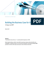 D1 White Paper Building a Case for ERP