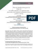 Primer plan de radicación para la Villa 31.pdf