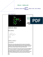 Ambien (Zolpidem) Molecule - World of Molecules